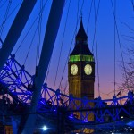 London Eye Big Ben