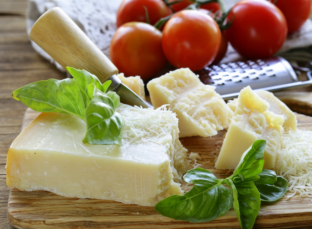 Parmigiano-Reggiano cheese Foodie Fathers