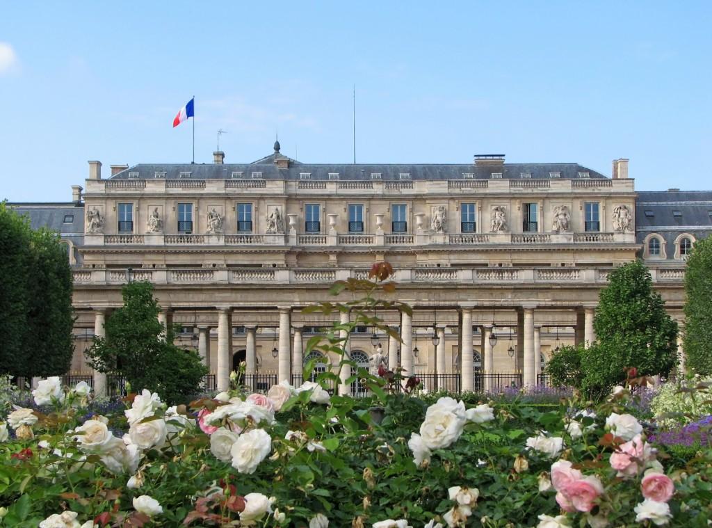 The Palais Royal