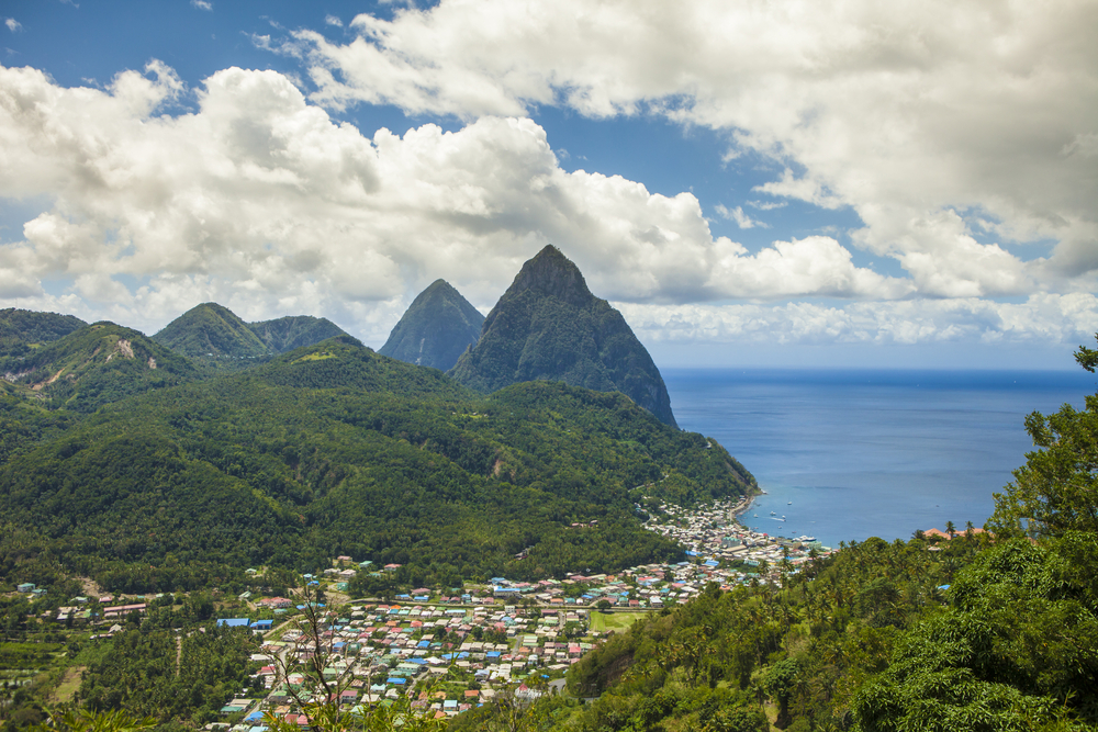 Town of Soufriere