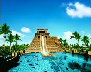 Mayan Temple Atlantis