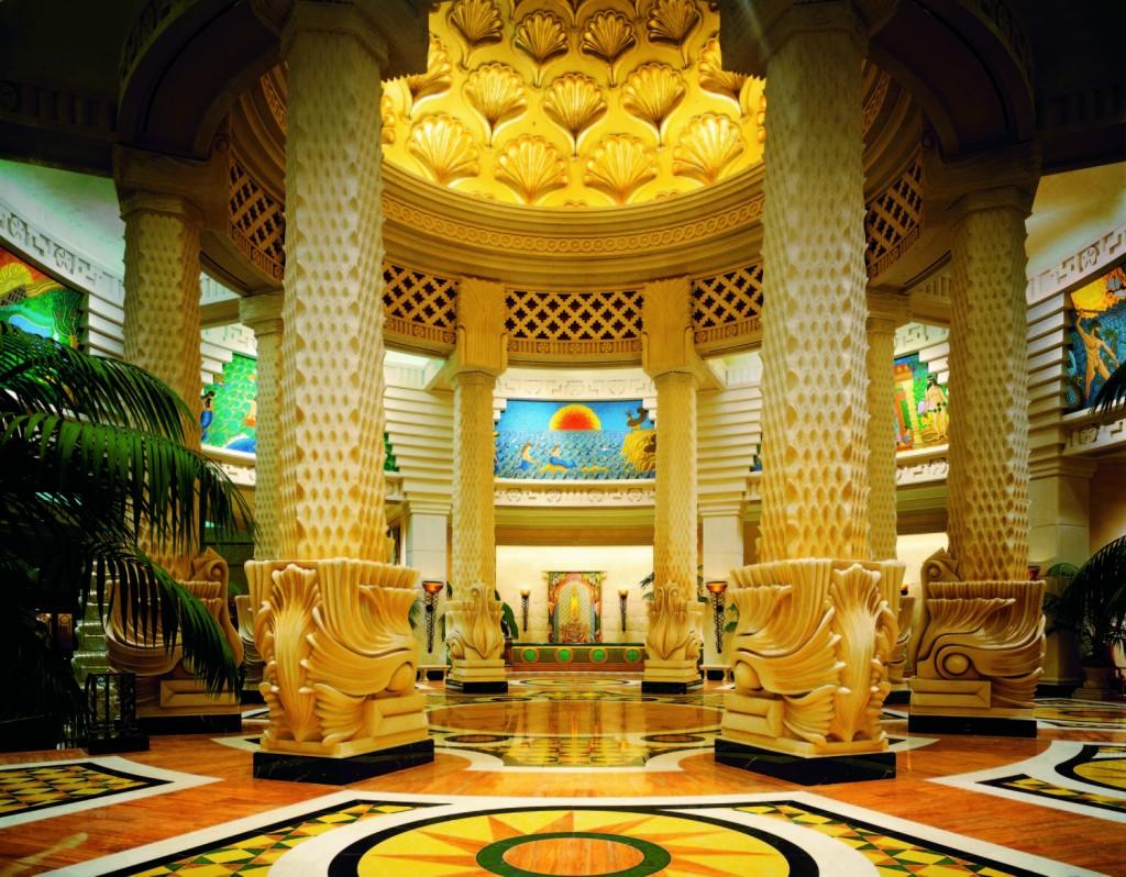Atlantis Royal Towers Lobby