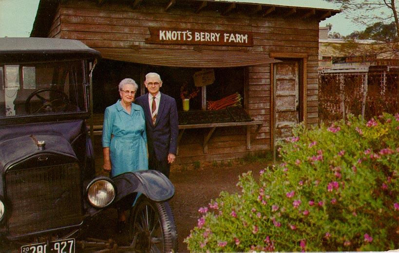 Walter & Cordelia Knott