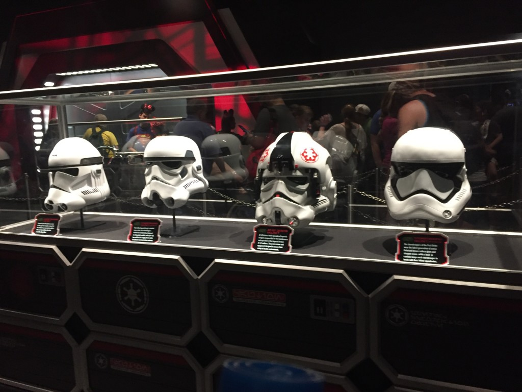 Disney's Hollywood Studios Star Wars Launch Bay