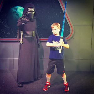 Kylo Ren Disney's Hollywood Studios