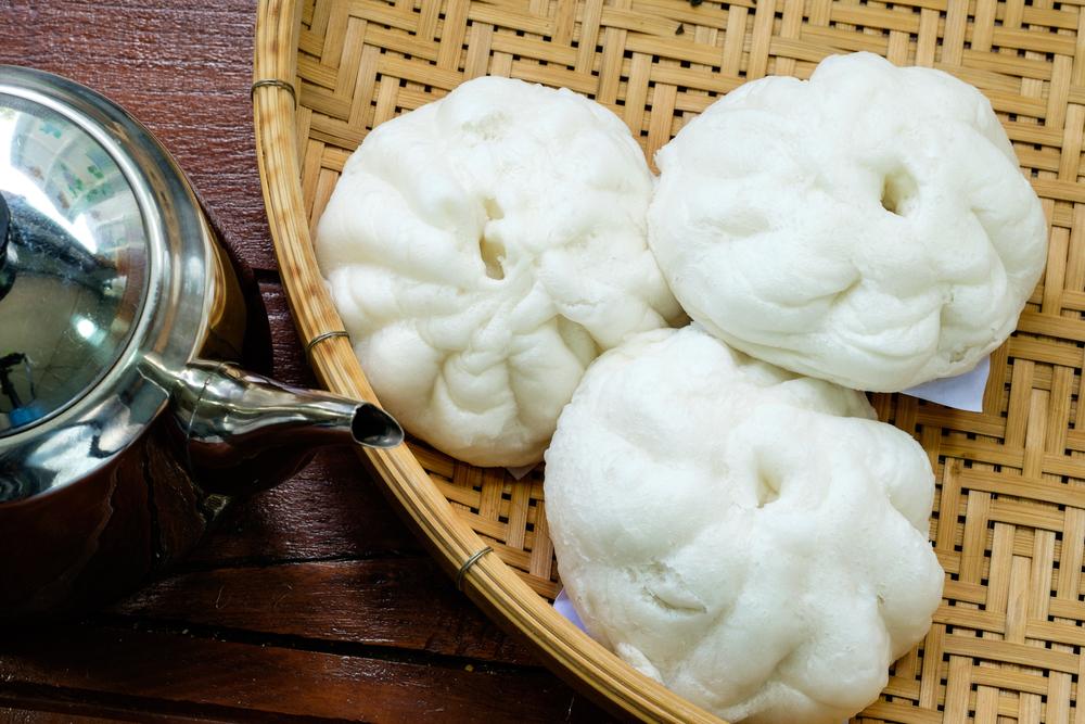 Manapua - Steamed Buns