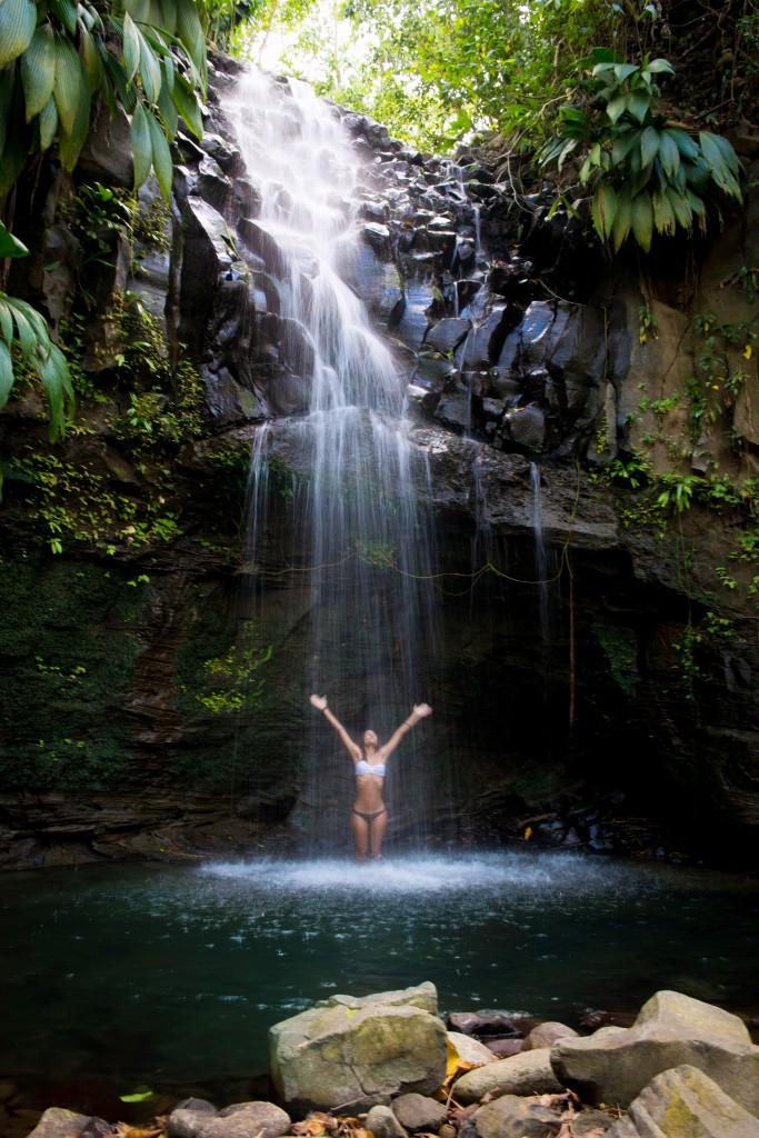 Adelphi Falls Grenada
