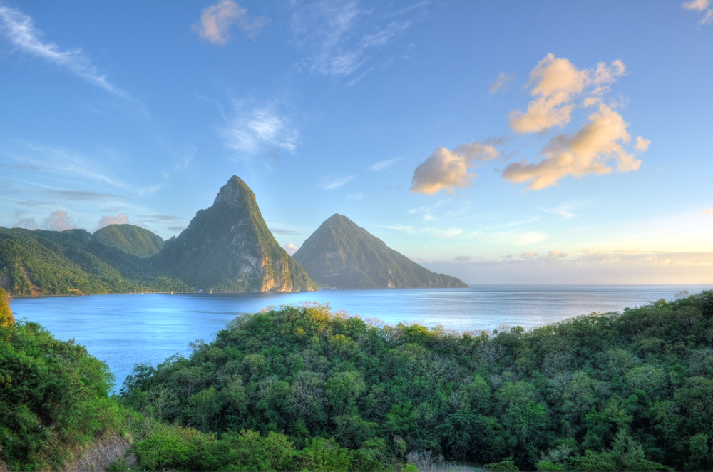 Excite the Senses in St. Lucia