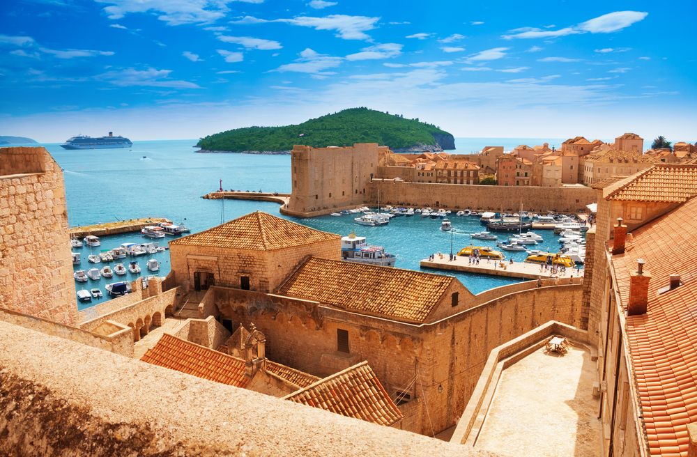 Dubrovnik's Old Town is perfect for Kings Landing