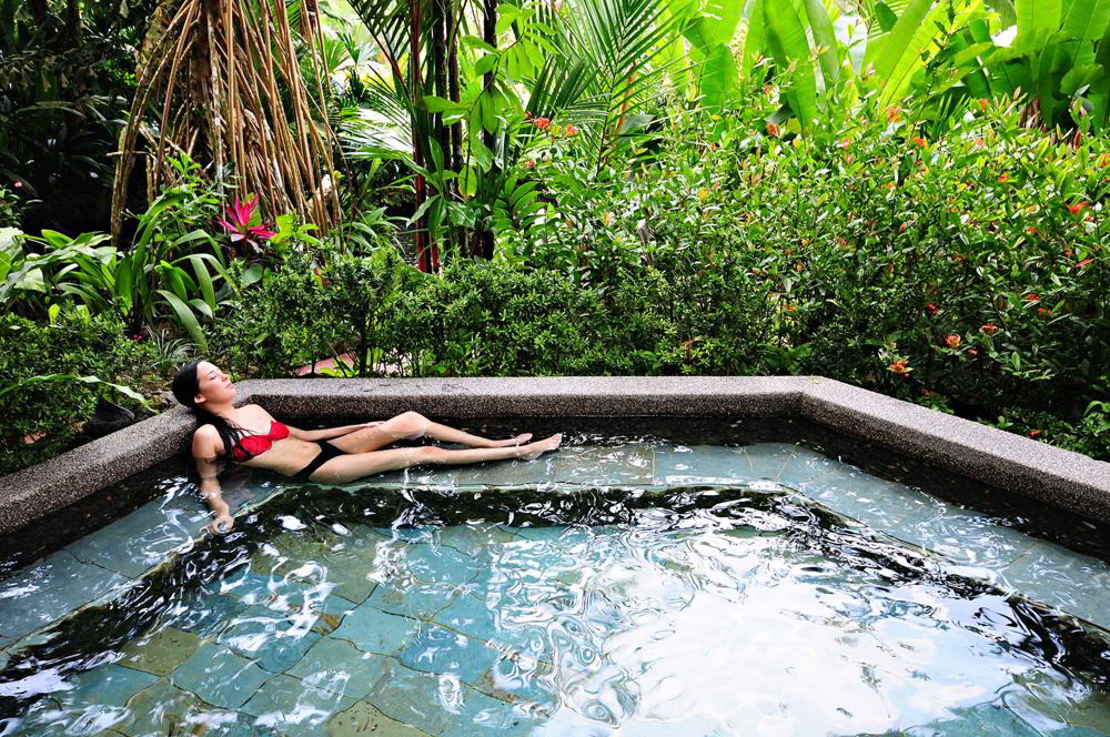 Hot Springs at Tabacon Thermal Resort and Spa