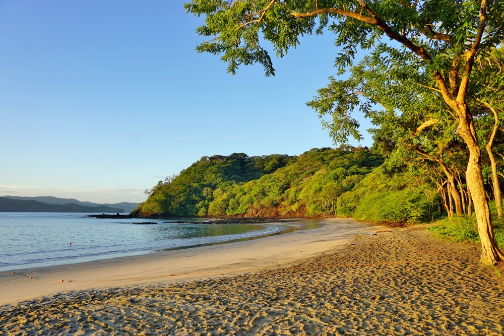 Playa Blanca Beach, Papagayo, Guanacaste