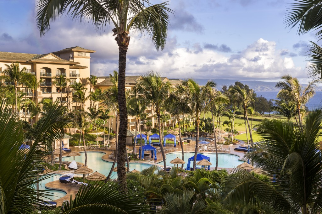 The Ritz-Carlton, Kapalua Maul