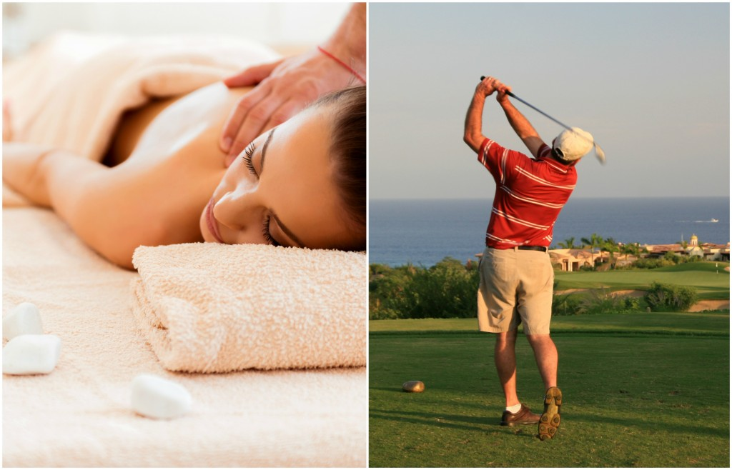 Take advantage of spa treatments, rounds of golf, and other exciting activities when you receive resort credits.