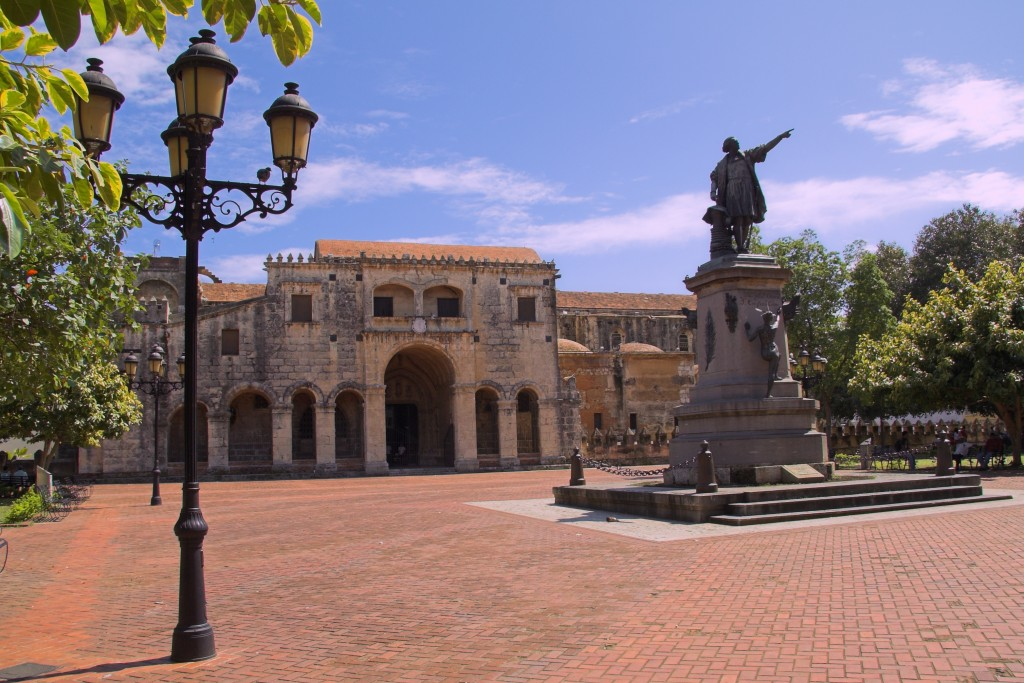 Santo Domingo enchants visitors with it's old-world beauty.