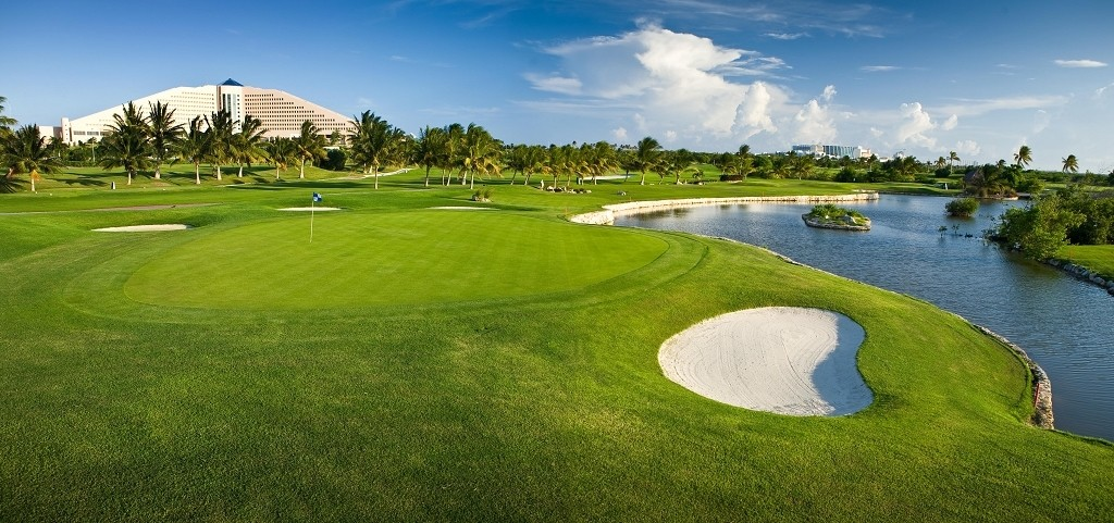 Iberostar Cancun -golf12