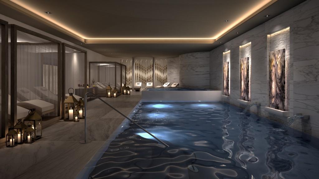 Spa+pool
