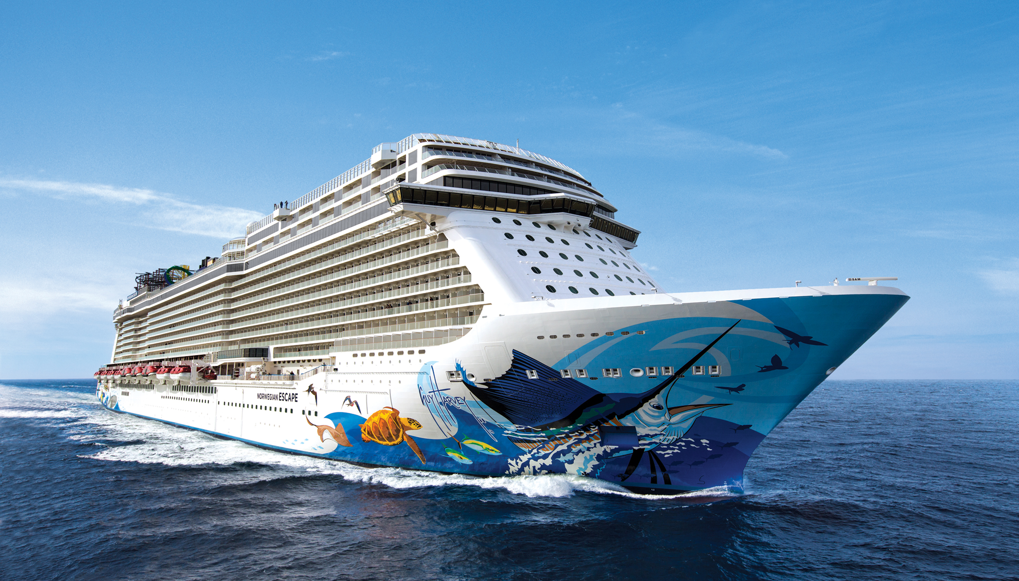 Escape with Norwegian Cruise Line