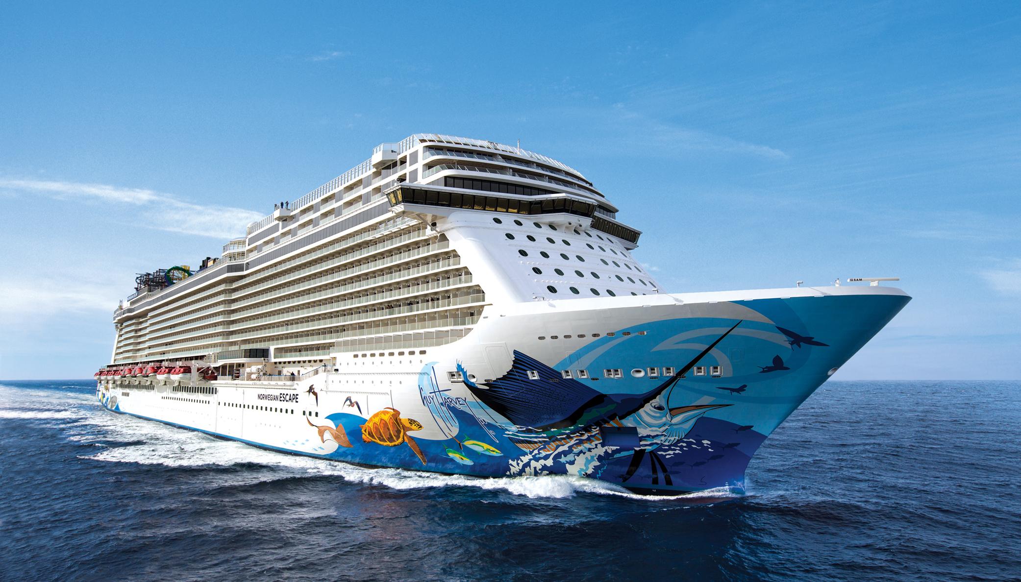 Escape with Norwegian Cruise Line