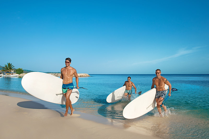 Paddle Boards - Breathless Montego Bay