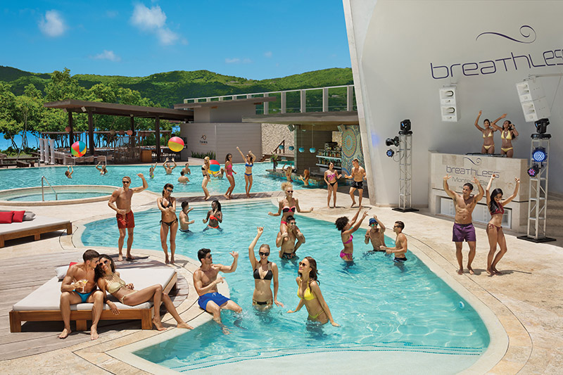 Breathless Montego Bay Pool Party