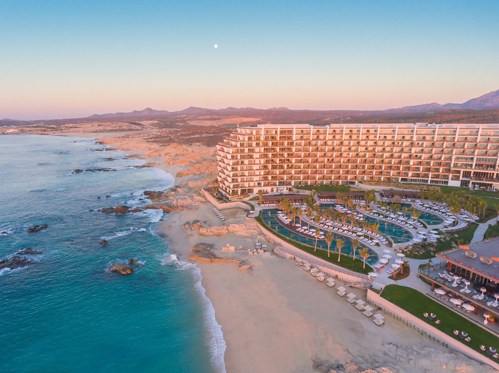Grand Velas Los Cabos Panoramic View
