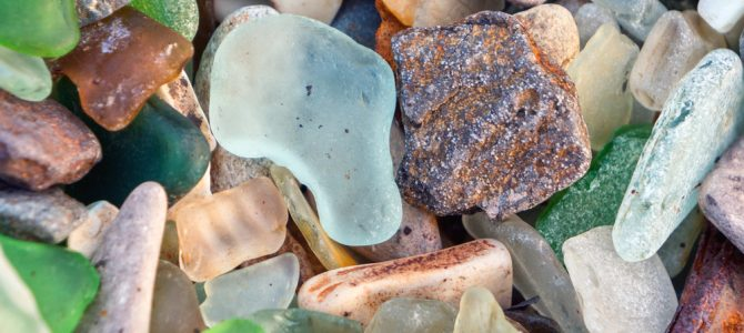 Beachcombing for Treasures